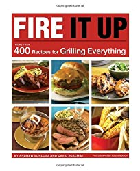 Fire It Up: 400 Recipes for Grilling Everything by Andrew Schloss (2011-04-20)