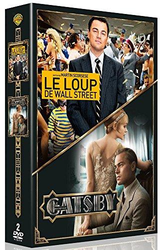 Gatsby le magnifique + Le loup de Wall Street