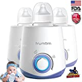 TRUMOM (USA) 3 in 1 - Electric Feeding Advance Bottle Warmer for babies milk , Food Heater & Sterilizer for Baby Teats, Feeding Equipment And Small Toys