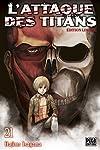 L'Attaque des Titans Edition limitée Tome 21