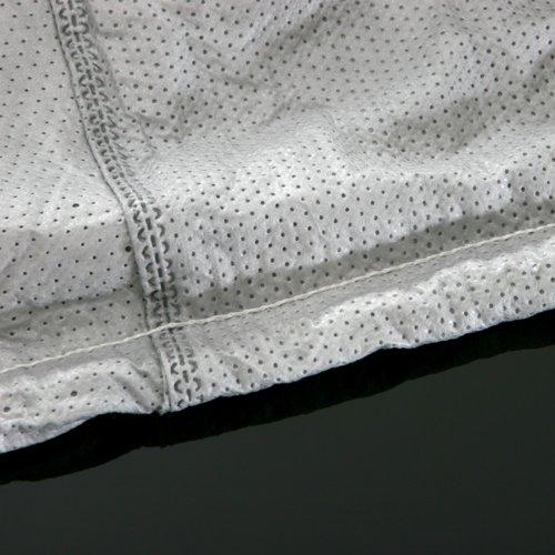 Preisvergleich Produktbild softgarage 3-lagig lichtgrau indoor outdoor atmungsaktiv wasserabweisend car cover