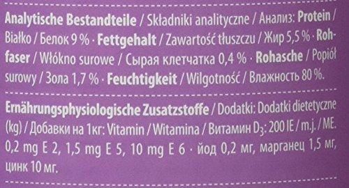 Animonda Gran Carno Sensitive Adult Reines Lamm, 6er Pack (6 x 800 g) - 3