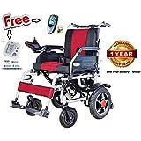 Vissco Zip Lite Power Wheelchair