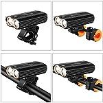 Luci-per-BiciclettaLuci-Bicicletta-LED-Ricaricabili-USB-con-2400-lumens-4-modalitLuce-Bici-Anteriore-e-Posteriore-Super-Luminoso-Luce-Bici-LED-per-Ciclismo-e-Campeggio-Sicurezza-per-Notte