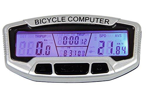 FAHRRADCOMPUTER FAHRRAD TACHOMETER FAHRRADTACHO LCD Display G 54
