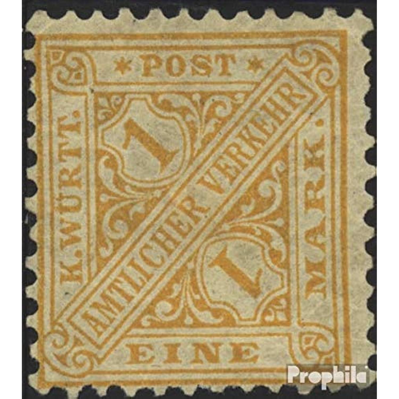 Württemberg D207 1881 (Timbres pour Les collectionneurs) collectionneurs) collectionneurs) 6586d5