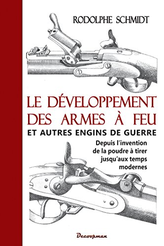 Le développement des armes à feu