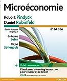 Microéconomie 8e édition - Pack Premium FR : Livre + eText + MyLab | version française - Licence étudiant 12 mois