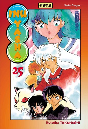 Inu Yasha Vol.25 par TAKAHASHI Rumiko