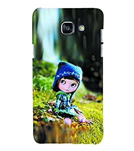 Vizagbeats Cute Doll Back Case Cover for SAMSUNG A5 2016