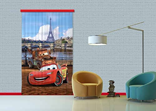 Tende Bambini Disney : Ag design tende disney cars tende per camera bambini stampa