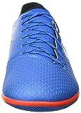 adidas Herren Messi 16.3 in Fußballschuhe, Blau (Shock Blue /Matte Silver/Core Black), 42 EU - 4