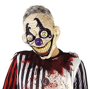 Haunted House Mascara Payaso Risas Con Ojos Moviles (Rubies S5150)