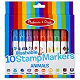 Melissa and Doug 10 Stamp Markers - Animals