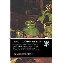 Griechische Lyriker in Auswahl: Für den Schulgebrauch Herausgegeben. Zweiter Teil: Einleitung und Erläuterungen. Zweite Verbesserte und Vermehrte Auflage