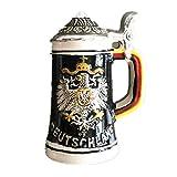 Bundesrepublik Deutschland Alemania resina 3d fuerte imán para nevera recuerdo turista regalo chino imán hecho a mano creativo hogar y cocina decoración magnética