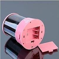 Contever® Lampada Proiettore Notturno LED di Notte Della Lampada Della Luce (alimentato da batterie 3AA)