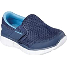 Skechers - Zapatillas de Piel para niño