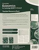 Image de Complete Economics For Cambridge Igcse. Teacher's Resource Pack