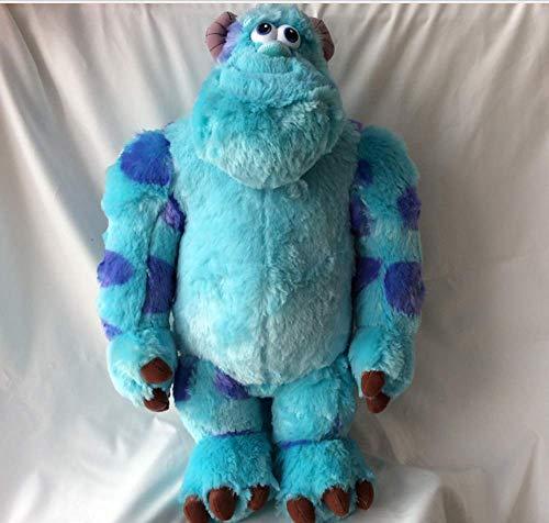 lzpoyaya Monster Universität Plüschtiere, weiche Kuscheltiere Puppe, Monster Inc Kids Boy Geschenk 48 cm 18,8 Zoll