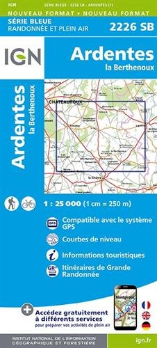 Ardentes/La Berthenoux : 2226sb