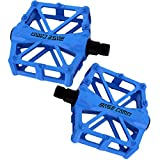 Best Bike Pedals - Bicycle Cycling Bike Pedals, NATUCE New Aluminum Mountain Review