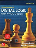 Fundamentals of Digital Logic with VHDL Design with CD - Rom