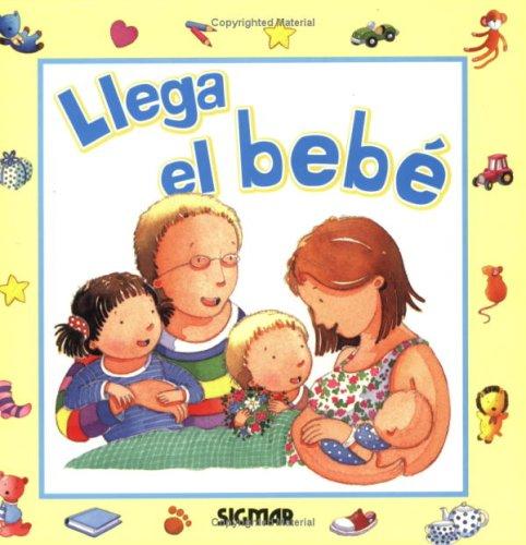 Llega el bebe/ The Baby is Coming (Que me pasa) por Heather Maisner