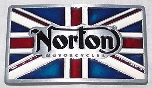 Preisvergleich Produktbild Norton Motorräder Gürtelschnalle