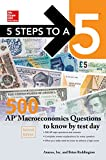 #8: McGraw-Hill's 5 Steps to a 5: 500 AP Macroeconomics Questions to Know by Test Day