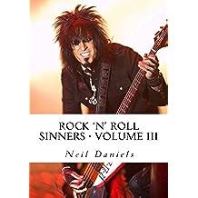Rock 'N' Roll Sinners - Volume III (English Edition)