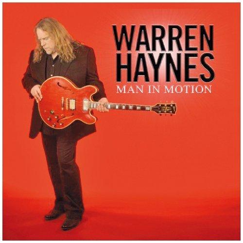 Man In Motion by Warren - Von Warren Man Haynes Motion In