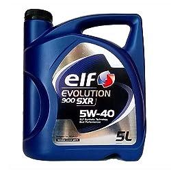 Elf Evolution 900 SXR 5W-40 Motoröl im 5 ltr. Kanister