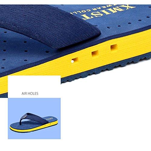 5 CN42 8 Sandali 5 dimensioni spesso UK7 Colore spiaggia EU41 e antiscivolo da traspirante 5 fondo con pw4Aaq1p