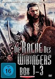 Die Rache des Wikingers Box 1-3 [3 DVDs]