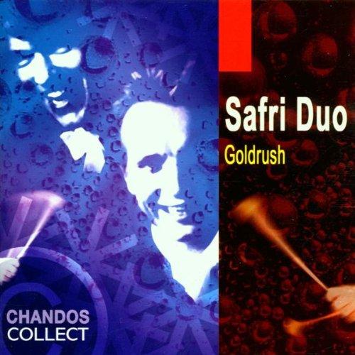 Goldrush - Werke für Schlagzeug