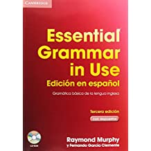 Essential grammar in use : spanish edition with answers