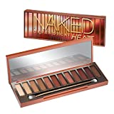 #7: Naked Urban Decay Heat Eye Shadow Palette