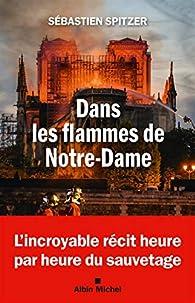 Dans les flammes de Notre-Dame par Sébastien Spitzer