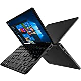 Amber Black GPD Pocket 2 [Mar,15th HW Update-8GB RAM] 7' Touch Screen Windows 10 Mini Portable Laptop UMPC Tablet PC CPU Intel Celeron Processor 3965Y lntel HD Graphics 615 8GB RAM/128GB Storage
