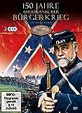150 Jahre amerikanischer Bürgerkrieg [3 DVDs]