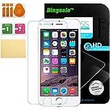 iPhone 6S Plus en Verre Trempé , Bingsale Film Protection d'écran en Verre Trempé pour iPhone 6S Plus (iPhone 6S Plus)