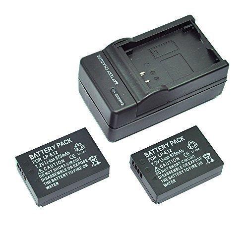 mp-power-2x-sostituzione-batteria-lp-e12-lpe12-lpe12-875-mah-72v-caricabatteria-per-canon-canon-100d
