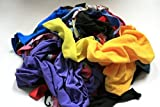 Assorted Polar Fleece Fabric Waste Offcuts 1KG