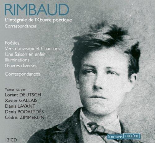 Coffret Rimbaud par Arthur Rimbaud