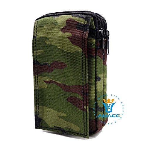 Multifonction de survie tactique Gear Pochettes molle Étui ceinture de d'Assaut Militaire, camping portable Sacs de voyage Sacs Sacs à main Outil Taille Sac pochette pour téléphone portable, MC