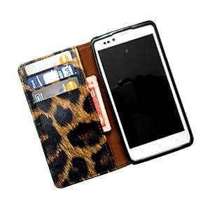 i-KitPit PU Leather Wallet Flip Case For Nokia X dual SIM / x+ Dual SIM