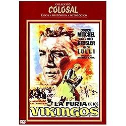 La furia de los vikingos [DVD]