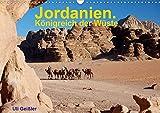 Jordanien. Königreich in der Wüste (Wandkalender 2020 DIN A3 quer): Das haschemitische Königreich in der Wüste (Monatskalender, 14 Seiten ) (CALVENDO Orte) -