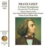 Liszt: Eine Faust-Symphonie (für 2 Klaviere) -